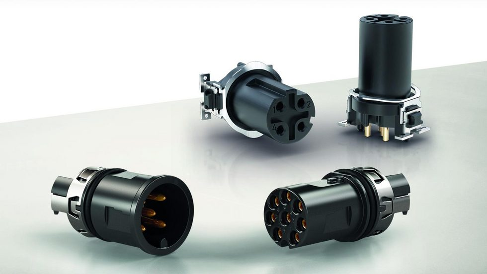 ERNI with broad portfolio of M8/M12 connectors - ERNI ... D Code Pin M Connector Wiring Diagram on