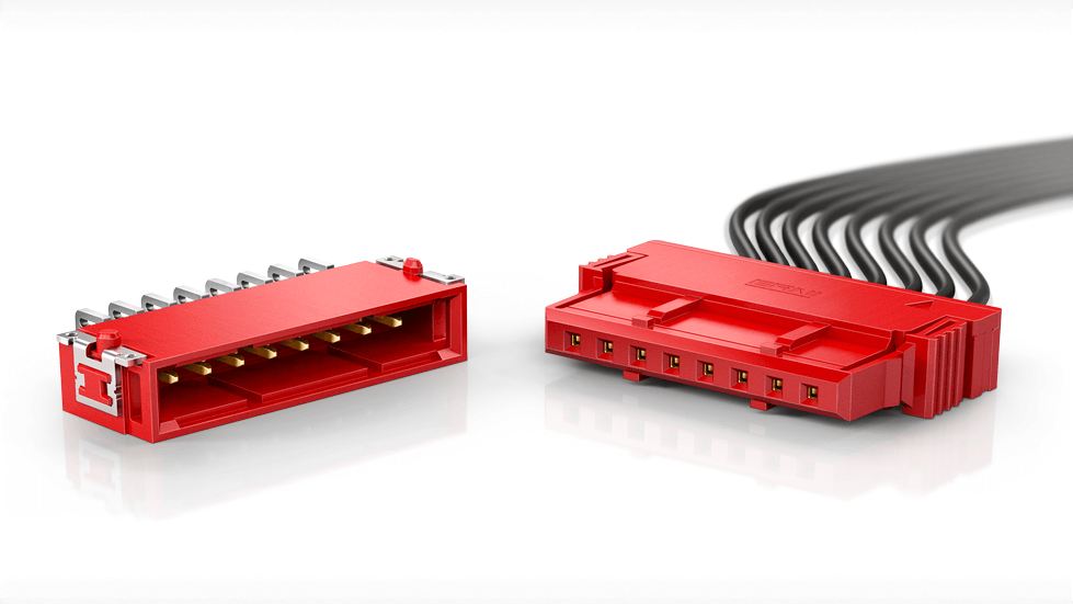 ERNI connectors for battery systems and power electronics