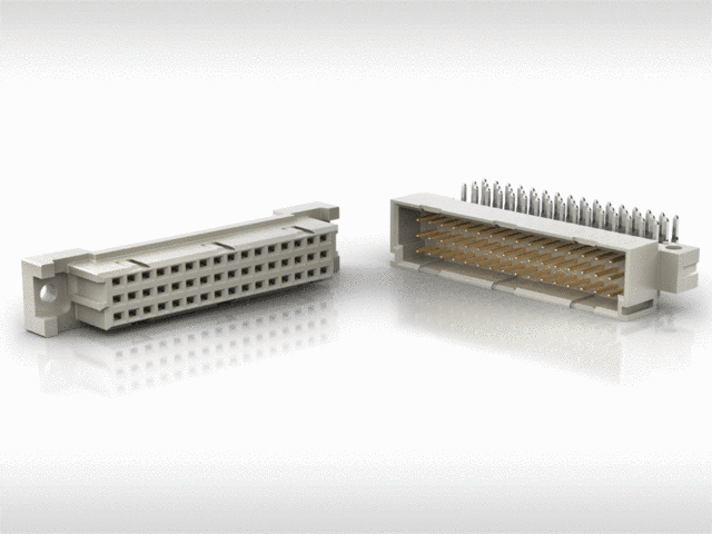 Electronic connectors from ERNI for individual requirements