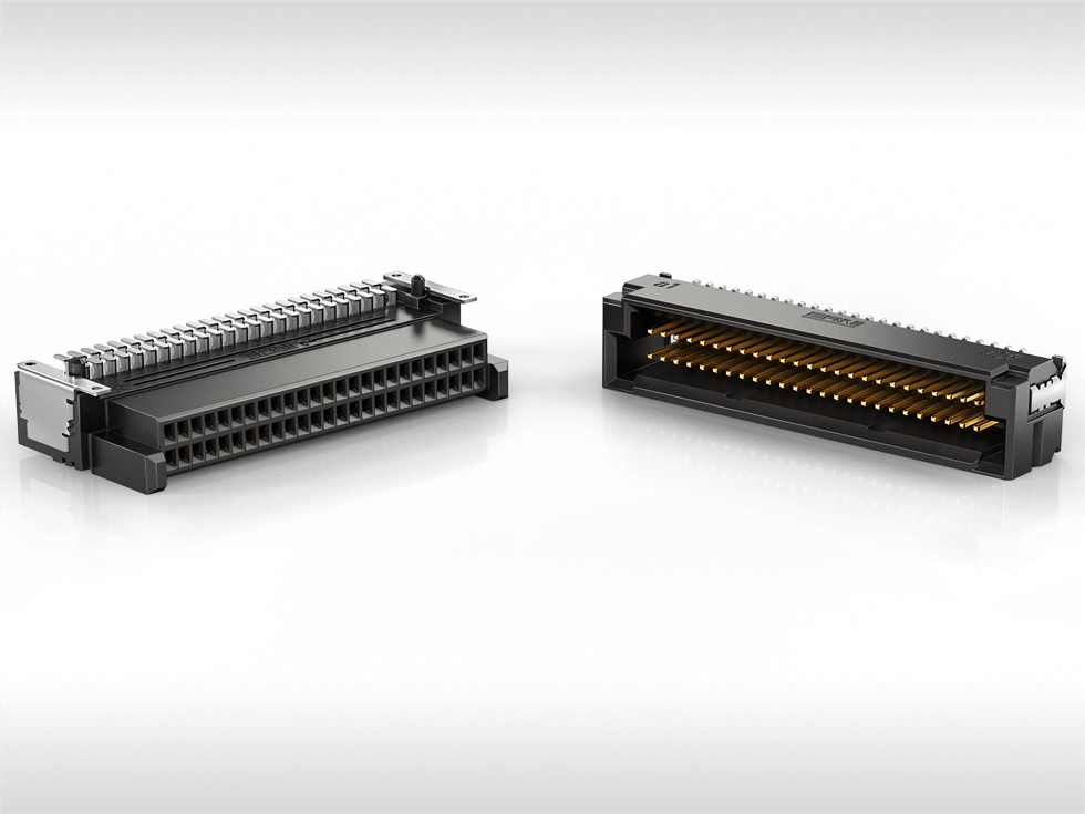 ERNI MicroCon connectors